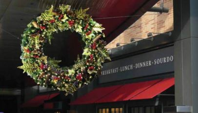 Commercial Christmas Decorations.Commercial Christmas Decorations Gallery Wreaths Of